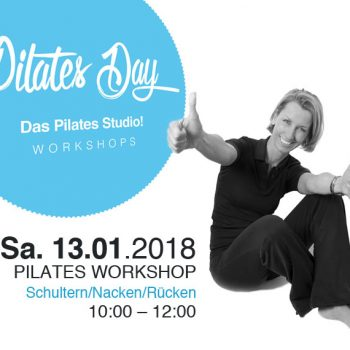 Pilates Workshop - 13.01.18 Baden-Baden