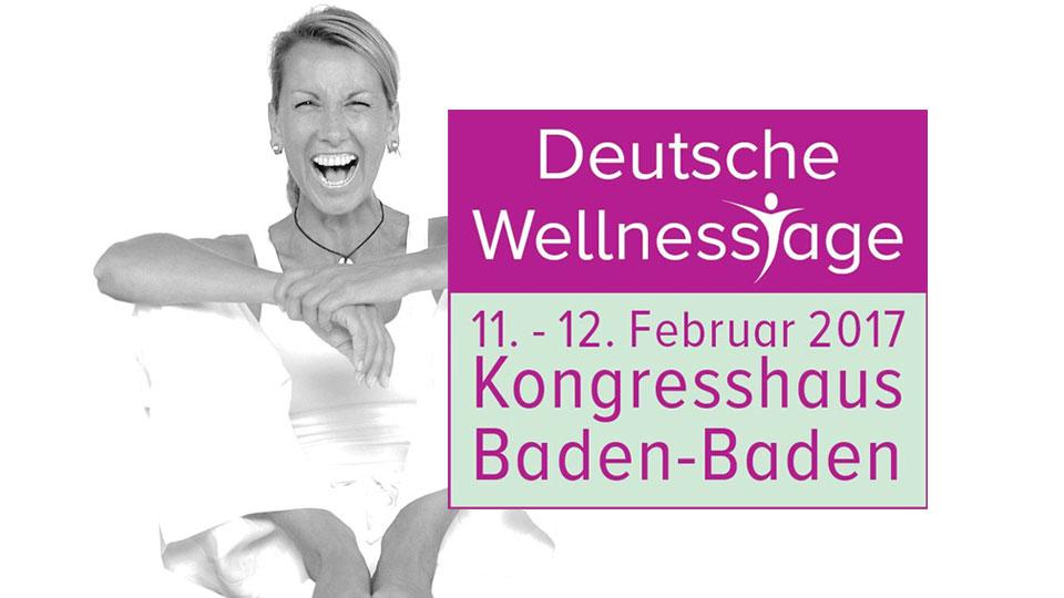 Deutsche Wellnesstage 2017 in Baden-Baden